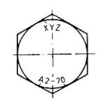 Oznaczenie śrub ze stali stopowych