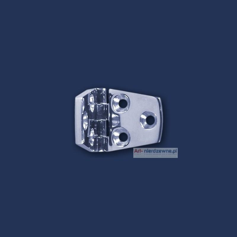zawias Art 8280A A2 nierdzewny 76x38x4,5