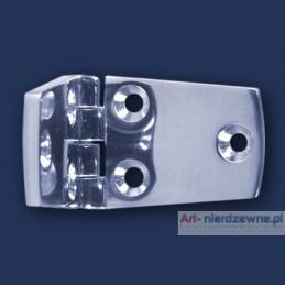 zawias Art 8280B A4 kwasoodporny 102x38x4,5