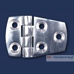 zawias Art 8234A A4 kwasoodporny 57x38x4,5