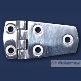 zawias Art 8234B A4 kwasoodporny 76x38x4,5