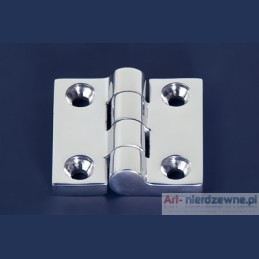 zawias Art 8233A A4 kwasoodporny 38x38x4