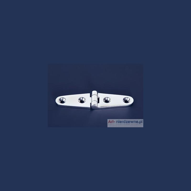 zawias Art 8235A A4 kwasoodporny 103x27x4,5