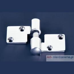zawias Art 8239 prawy A4 kwasoodporny 92x36x5