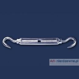 śruba rzymska M5 art 8246B A4 kwasoodporna