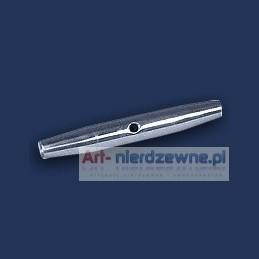 nakrętka rurowa M6 DIN 1478 A4 kwasoodporna