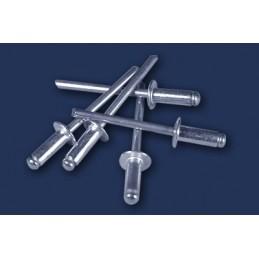 nit zrywalny 3,2x6 DIN 7337 ALU/STAL aluminiowo stalowy