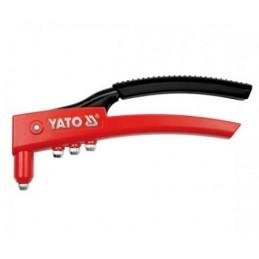 Nitownica ręczna do nitów YATO 2,4-4,8 mm