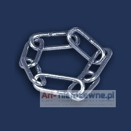 Ø 1,5 DIN 763 A4 łańcuch kwasoodporny 1m