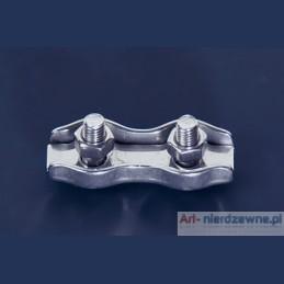 Ø 2 Art 8331  A4 zacisk siodełkowy podwójny