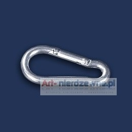 4 mm Art 8249 A4 karabińczyk kwasoodporny