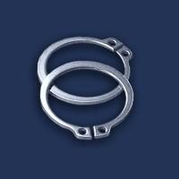 DIN 471 A2 pierścień segera zewnętrzny nierdzewny