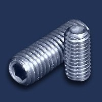 wkręty DIN 916 ISO 4029 PN 82317 A2 A4 nierdzewne kwasoodporne